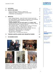 Februar - sculpture network