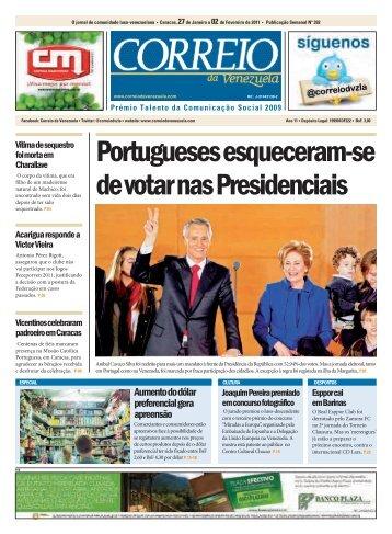 Portugueses esqueceram-se de votar nas Presidenciais - correio de ...