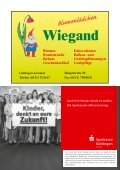 Nachrichtenblatt Oktober 2013 - Werbegemeinschaft Geismar ... - Page 6