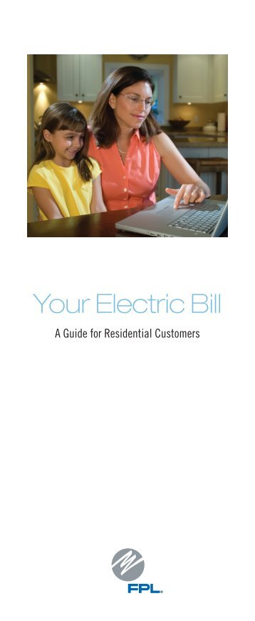 Your Electric Bill - FPL.com