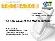 The new wave of the Mobile Internet