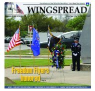 RANDOLPH AIR FORCE BASE 65th Year • No. 13 • APRIL 1, 2011 ...