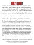 Finding Billy Elliot - Hennepin Theatre Trust - Page 2