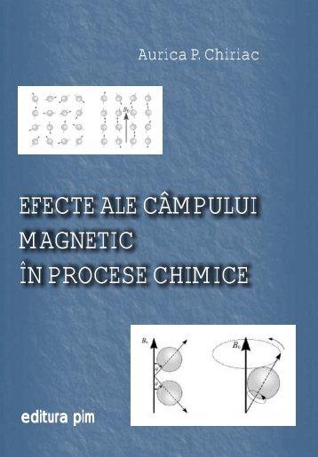 Efecte ale campului magnetic in procese chimice - PIM Copy
