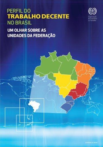 Relatório Perfil do Trabalho Decente no Brasil - OIT