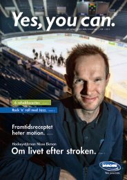 Yes, you can nr 1 2013 - Invacare AB