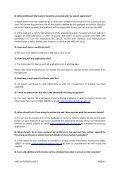 Export Certificates FAQs - Veterinary Medicines Directorate - Defra - Page 2