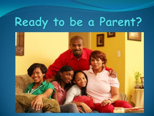 Parenting Powerpoint