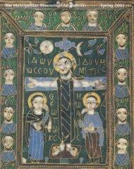The Arts of Byzantium: The Metropolitan Museum of Art Bulletin, v ...