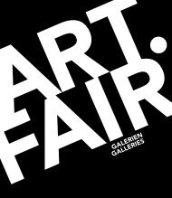 Galerien Galleries - Art.Fair