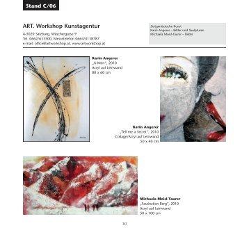ART 2011 Katalog Seite 30 - ART Innsbruck