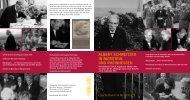 Albert Schweitzer in nierStein und rheinheSSen