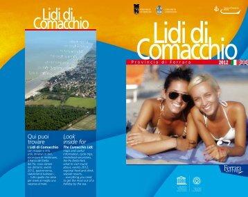 Lidi di Comacchio - Emilia Romagna Tourism