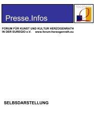 eurode – kunstpreis 2008 - Forum für Kunst und Kultur Herzogenrath ...