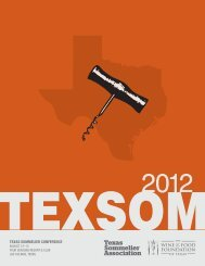 to download the 2012 TEXSOM PROGRAM