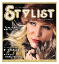 1109 NW Stylist.indd - Stylist and Salon Newspapers