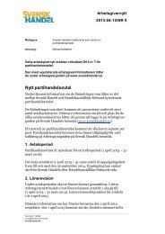 Arbetsgivarnytt - nytt parthandelsavtal – web.pdf - Svensk Handel