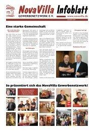 Presse: Novavilla Zeitung I