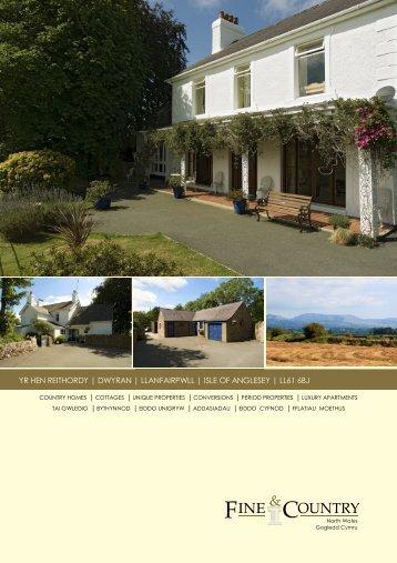 PDF Brochure - Dafydd Hardy