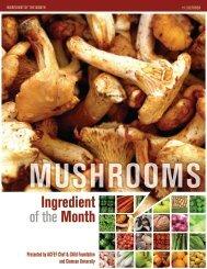 Mushrooms - Clemson University