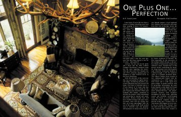 ONE PLUS ONE… PERFECTION - Views Magazine Website