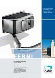 FERNI Motoren (Pdf) - Came