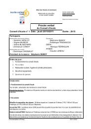 Compte rendu du 20-10-11 - Saint-Aubin