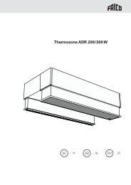 Thermozone ADR 200/300 W