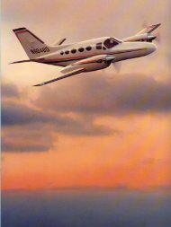 A showcase of Cessna engineering. - Aero Resources Inc