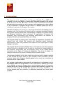 Proposal for a European Pact on Disability - CFHE - Page 3