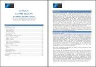 New Strategic Concept - Atlantic Organization for Security