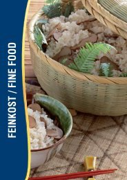 Feinkost / Fine food - Kreyenhop & Kluge GmbH & Co. KG
