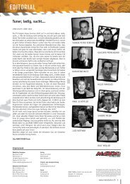 maxx tuner 3/2008 - awt-online - Der Entwicklungsbereich der AWT ...