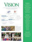 Vision WINTER 2013 CJ STEMM Center to Open in August - Page 3