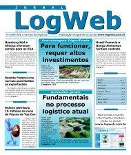 Edição 37 download da revista completa - Logweb