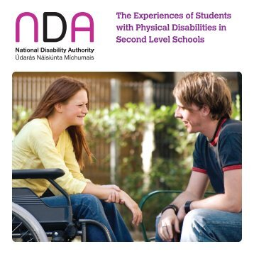 The Experiences of Students with Physical Disabilities in Second ...