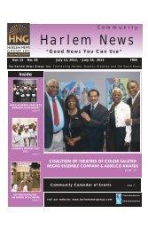 Community - Harlem News Group