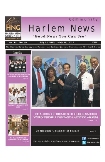 Community - Harlem News Group