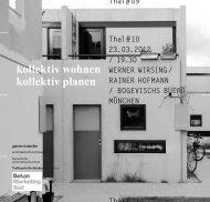 Thal#11 Thal#10 23.03.2012 / 19.30 Werner ... - Galerie Riedmiller