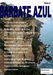 Descargar Número 2 de la revista Barbate Azul - Ayuntamiento de ...