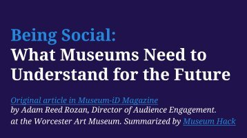 Being-Social-What-Museums-Need-to-Understand-for-the-Future