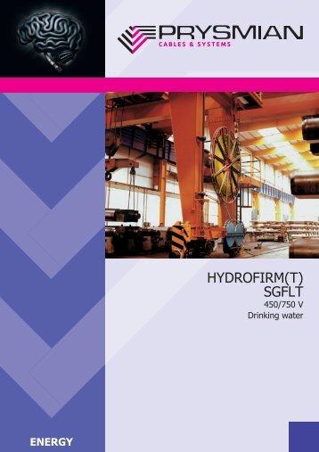 HYDROFIRM(T) SGFLT - Prysmian Group