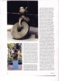 Sculpture Magazine April 2005 - Tom Otterness - Page 6