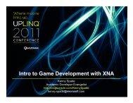 Windows-Phone-Game-Dev-XNA-Microsoft-Spade (pdf) - Uplinq