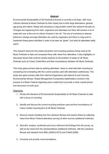 dissertation summary