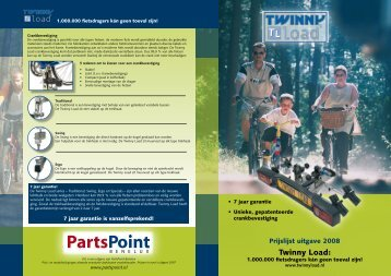 Twinny Load folder - PartsPoint
