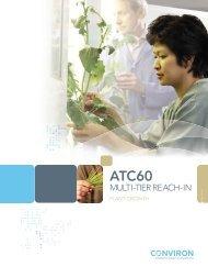 ATC60 Arabidopsis Plant Chamber - Thermo Fisher