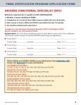 certification application - Page 5