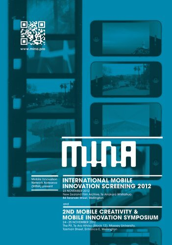 international mobile innovation screening 2012 - Quidam production