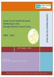 Omagh - Western Investing for Health